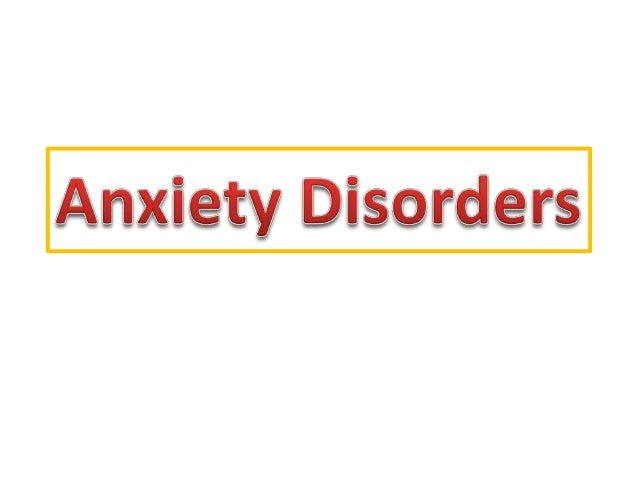 Anxiety…• Is it a normal emotion?• Reaction to stress/ threat events• Physical symptoms of anxiety?– Tremor– Sweating– Pal...