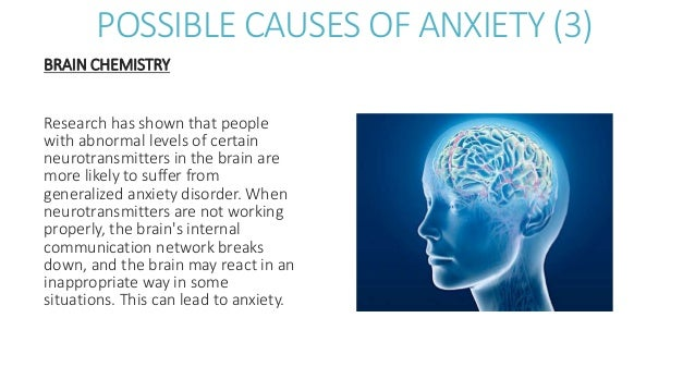 the causes and treatments of anxiety While a little nervousness can help you be more alert and prepared during an exam, test anxiety leads to excess fear and difficulty concentrating.