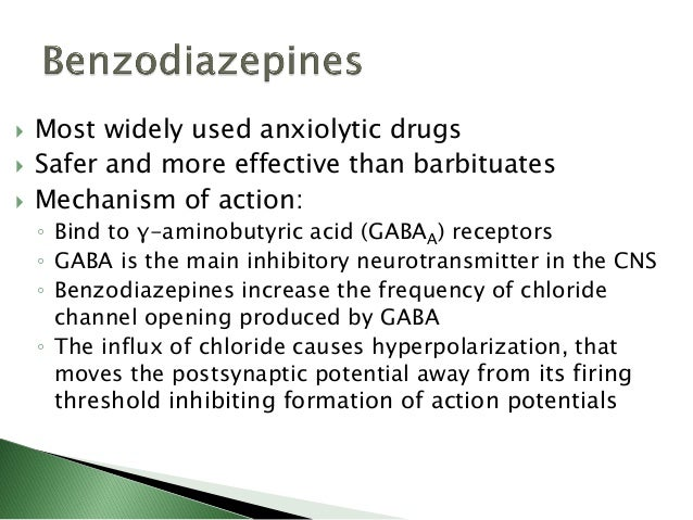 anxiolytics and hypnotic drugs, Skeleton