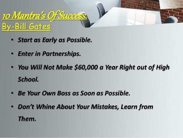 Mantra For Wealth And Success In Business