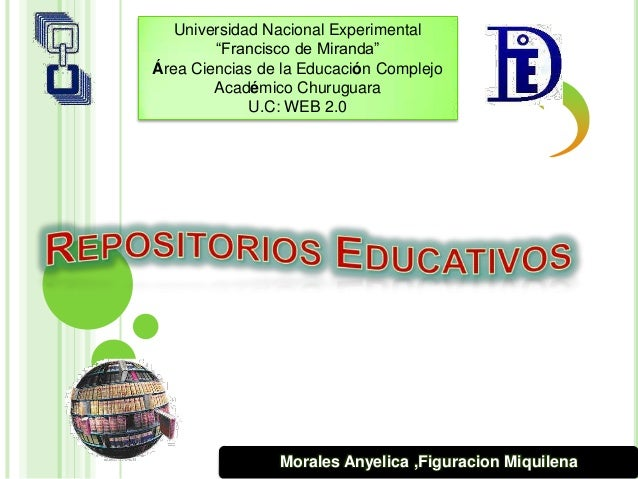 """Universidad Nacional Experimental """"Francisco de Miranda"""" Área Ciencias de la Educación Complejo Académico Churuguara U.C: ..."""