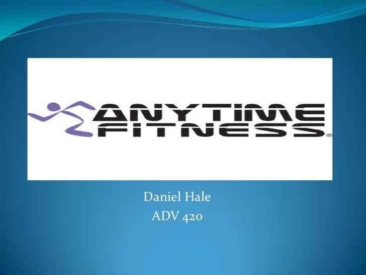 Daniel Hale ADV 420