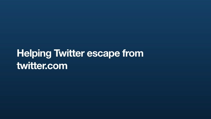"""<script src=""""http://platform.twitter.com/ anywhere.js?3e3222e3aed""""></script>  <script>   twttr.anywhere(1, function(T) {  ..."""