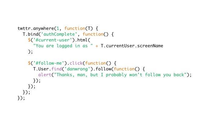 REST API: api.twitter.com