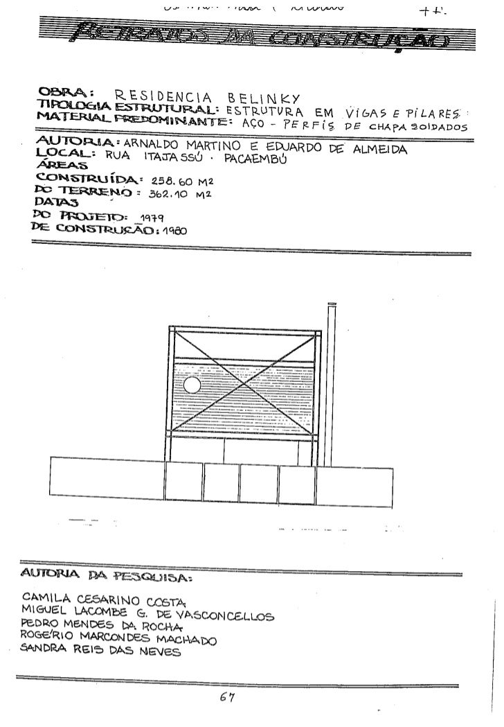 Aço   retratos da construção