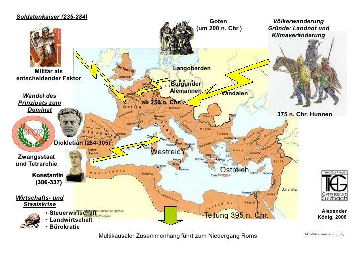 Soldatenkaiser (235-284)                                                                                        Völkerwand...