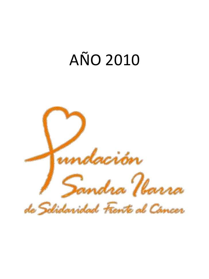 AÑO 2010