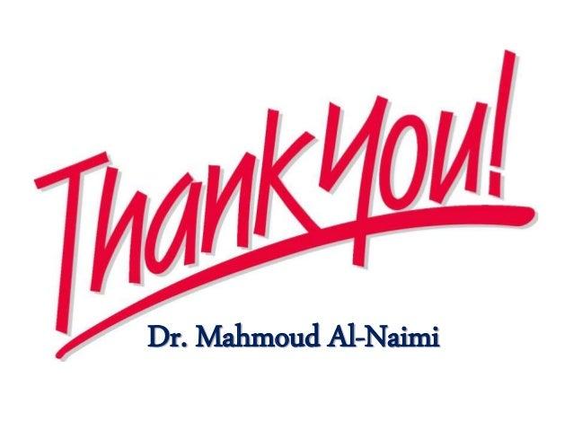 Dr. Mahmoud Al-Naimi