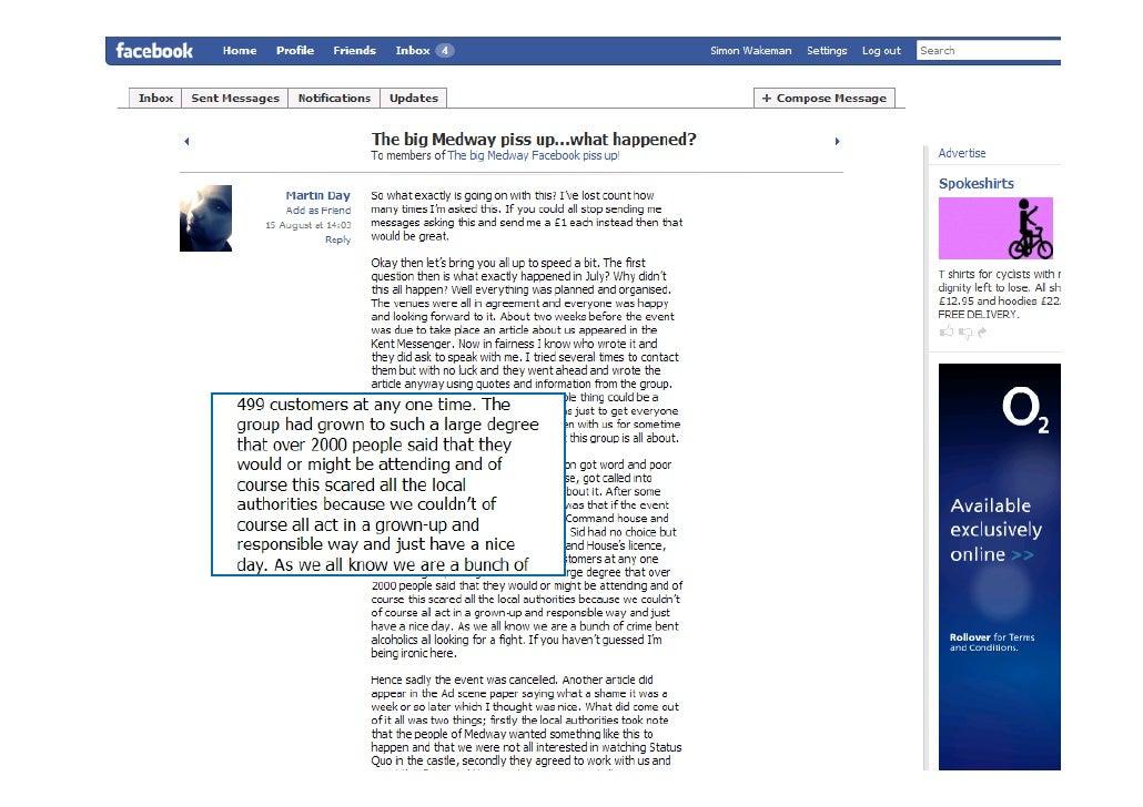 Social media hints and tips presentation