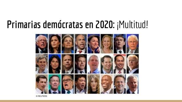 Primarias demócratas en 2020 : AOC apoya a Sanders