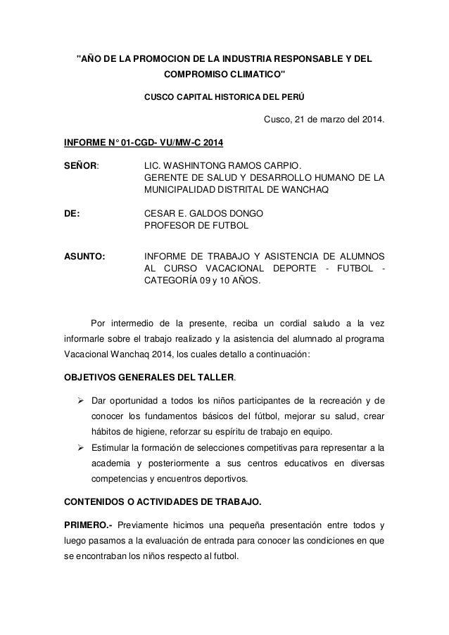 """""""AÑO DE LA PROMOCION DE LA INDUSTRIA RESPONSABLE Y DEL COMPROMISO CLIMATICO"""" CUSCO CAPITAL HISTORICA DEL PERÚ Cusco, 21 de..."""