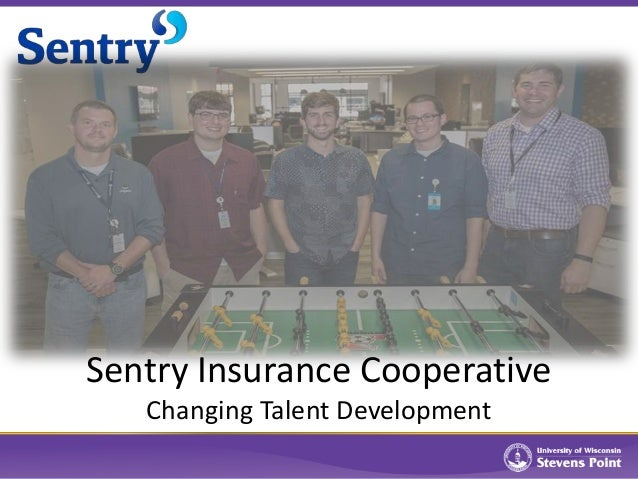 Sentry Insurance Cooperative Changing Talent Development