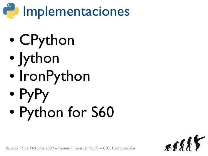¿Porqué Python?y Django