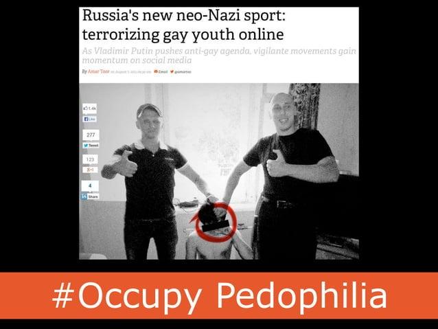 #Occupy Pedophilia