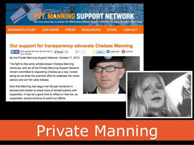 Private Manning