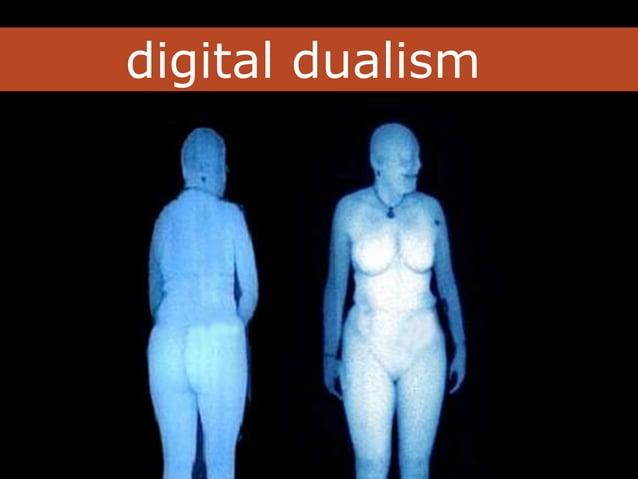 digital dualism