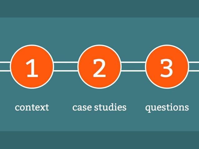 1 2 3  contex  t  case  studies  questions