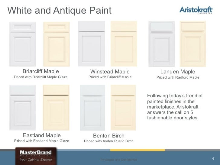 Aristokraft Cabinetry 2012 Product Launch