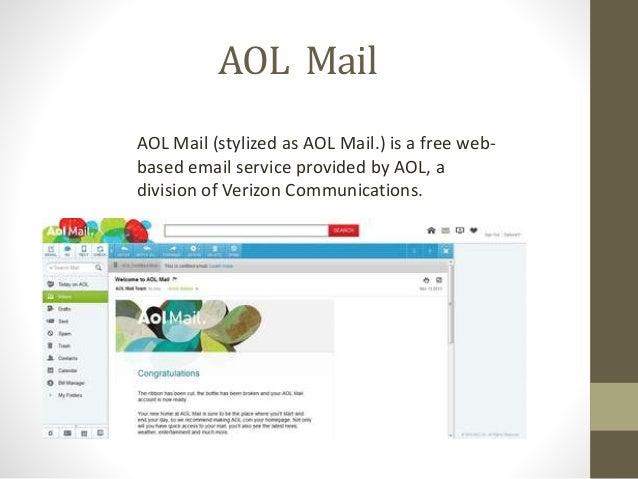 Aol free email login