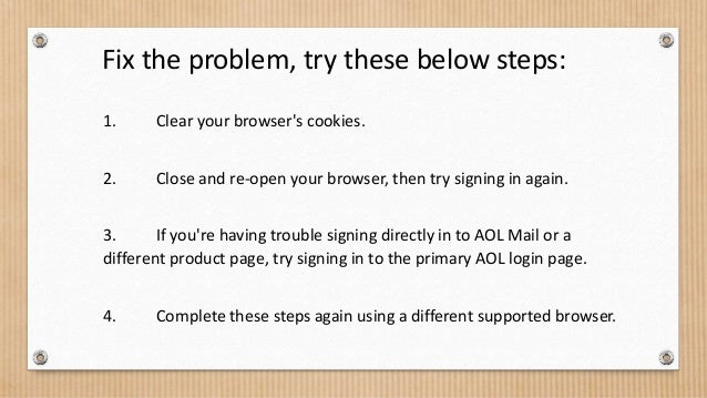 AOL Support Number for Instant Email Help