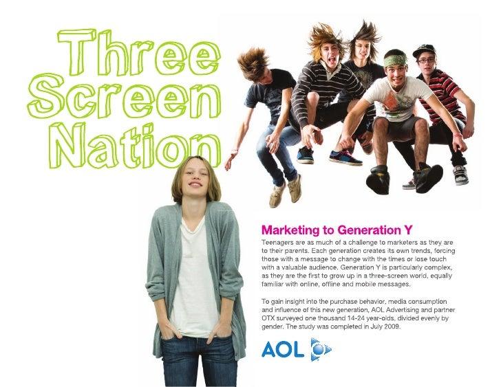 AOL  Teens  Study June 2009