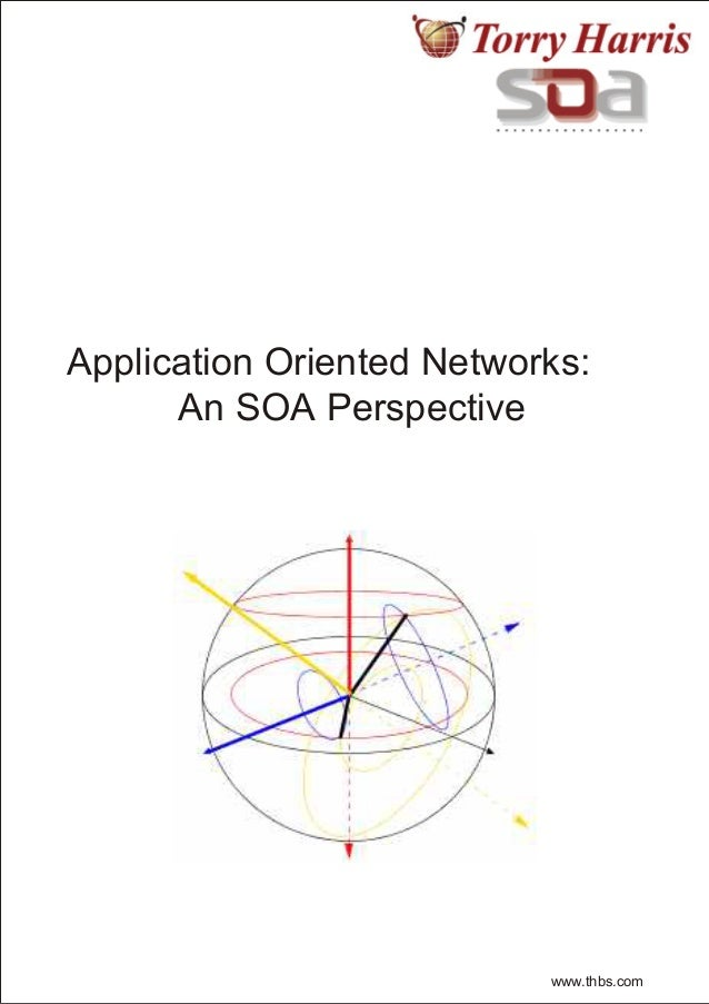 Application Oriented Networks: An SOA Perspective www.thbs.com