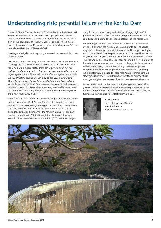 Aon Global Power Newsletter 2015 Q4