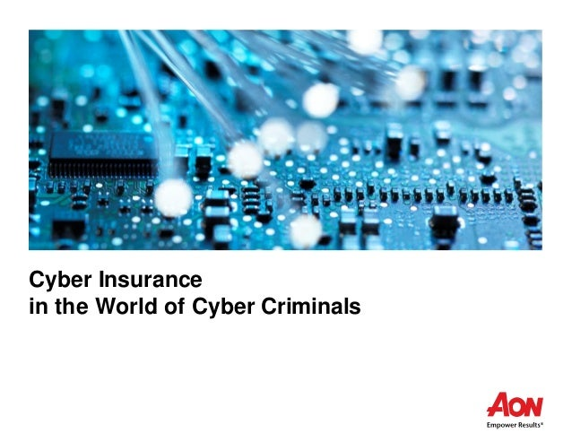 Cyber Insurance in the World of Cyber Criminals