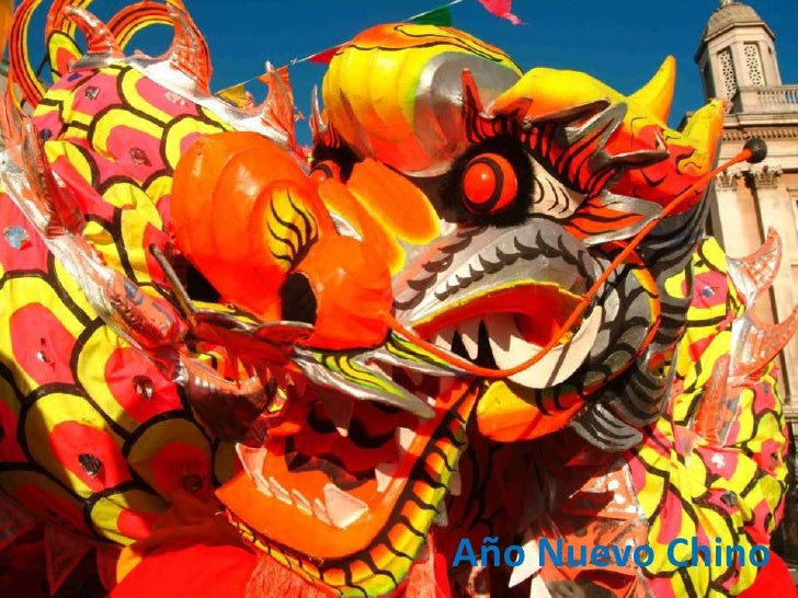 Año Nuevo Chino<br />