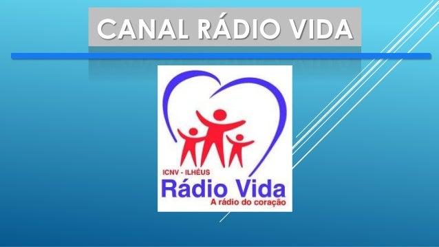 CANAL RÁDIO VIDA