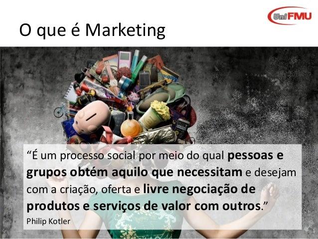 A Origem Do Marketing