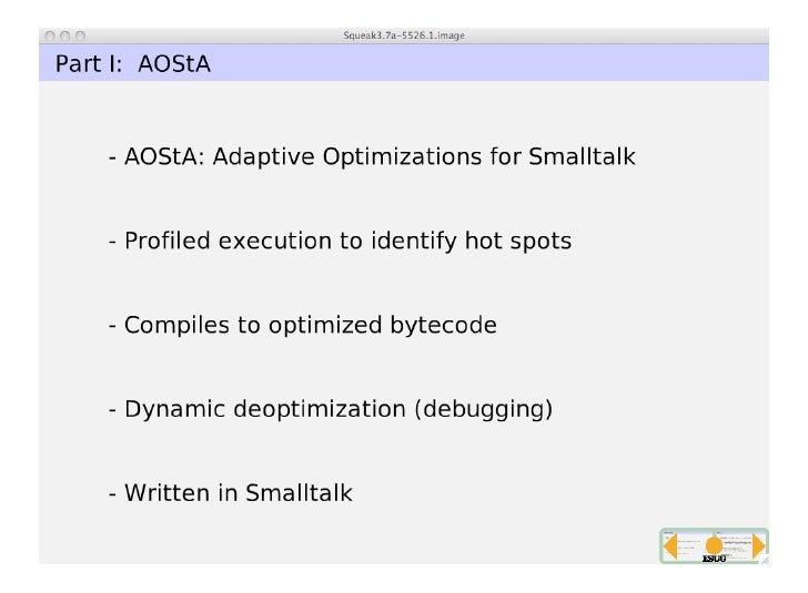 AOSTA Slide 3
