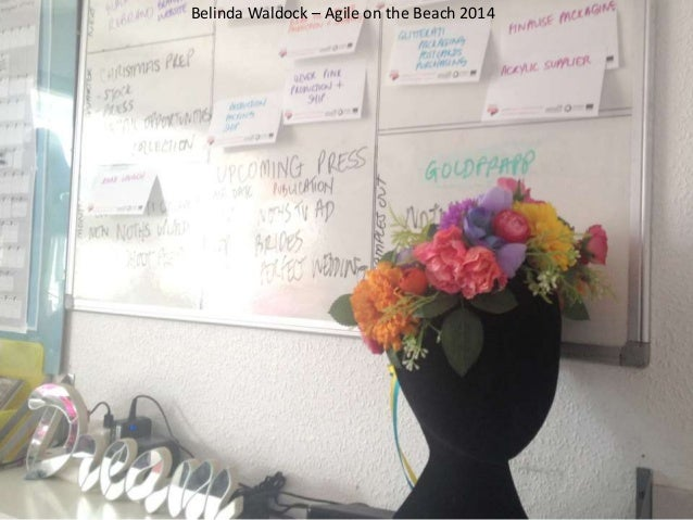 Belinda Waldock – Agile on the Beach 2014  AGILE START UP  © Oxford Innovation 2014 agile.oxin.co.uk