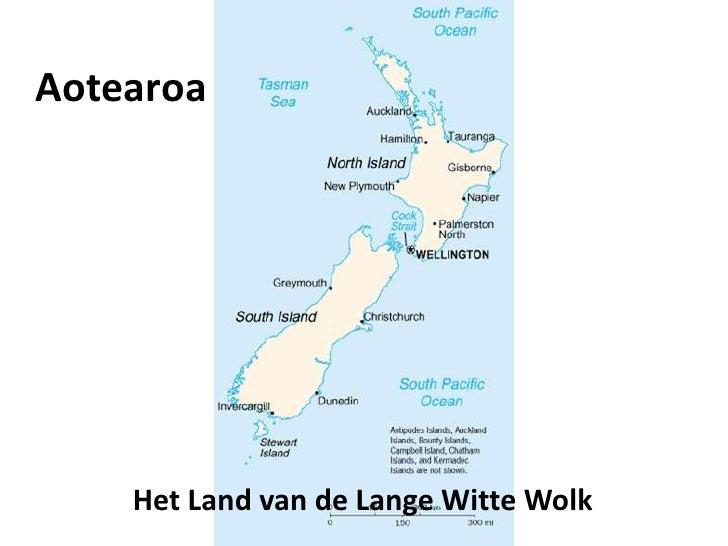 Aotearoa<br />Het Land van de Lange Witte Wolk<br />