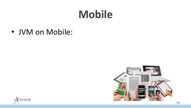 Mobile • JVMonMobile: 74