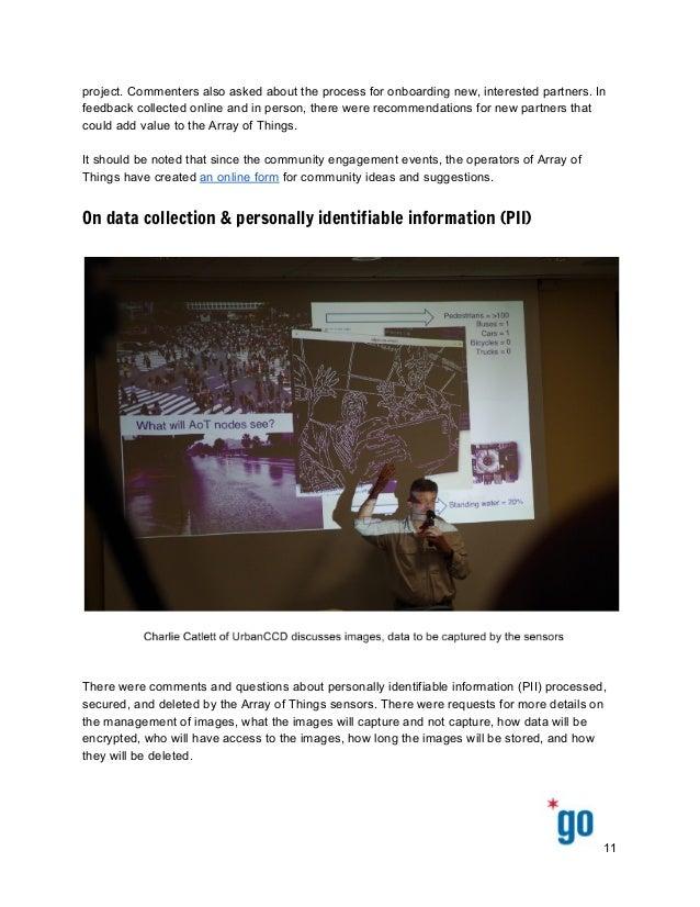 project.Commentersalsoaskedabouttheprocessforonboardingnew,interestedpartners.In feedbackcollectedonl...