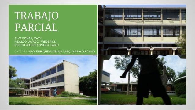 An lisis bioclim tico de la facultad de arquitectura de la uni for Facultad de arquitectura uni