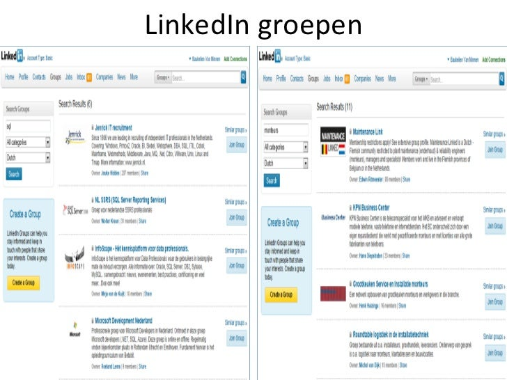 social media recruitment in techniek