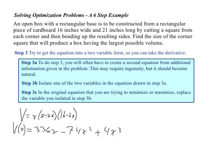 AP Calculus Slides November 29, 2007