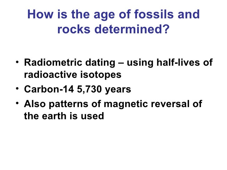 Radiometric dating is based on quizlet psychology