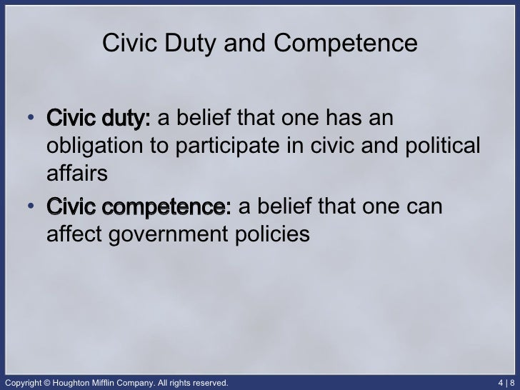 define civic