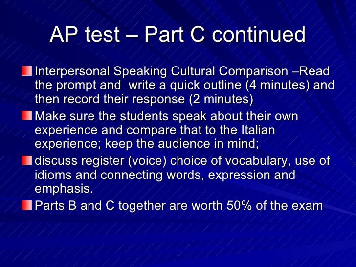 Italian essay writing phrases