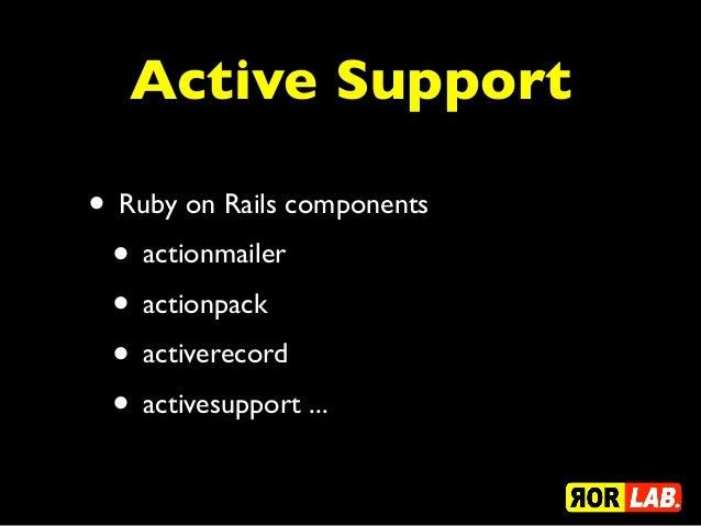 ActiveSupport::JSON - api.rubyonrails.org