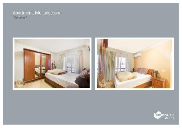JAN 2013 Apartment, Mohandessin Bedroom 2 ...