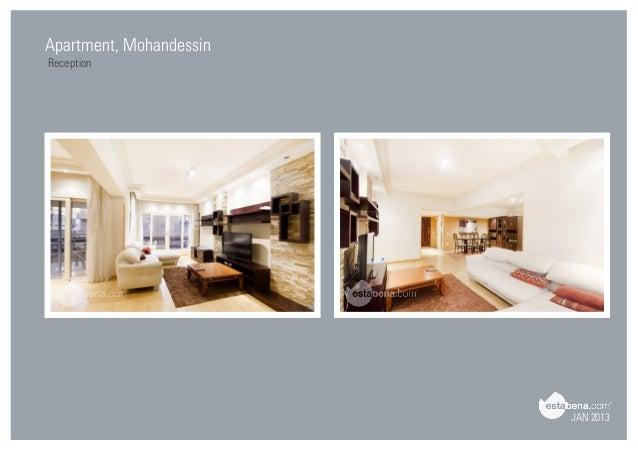Amazing JAN 2013 Apartment, Mohandessin Reception ...