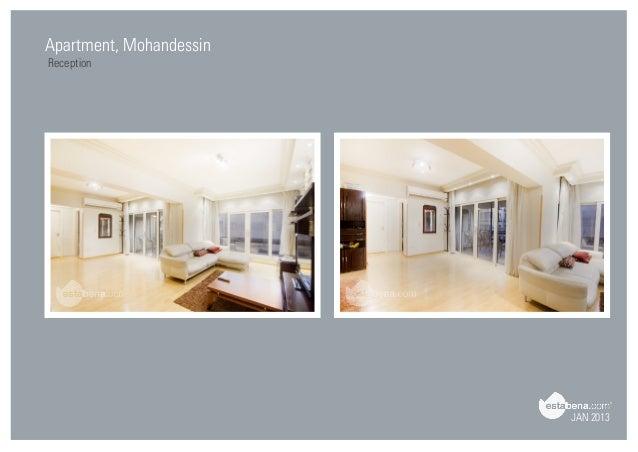 JAN 2013 Apartment, Mohandessin Reception ...