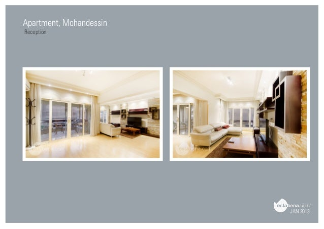 Exceptional JAN 2013 Apartment, Mohandessin Reception ...