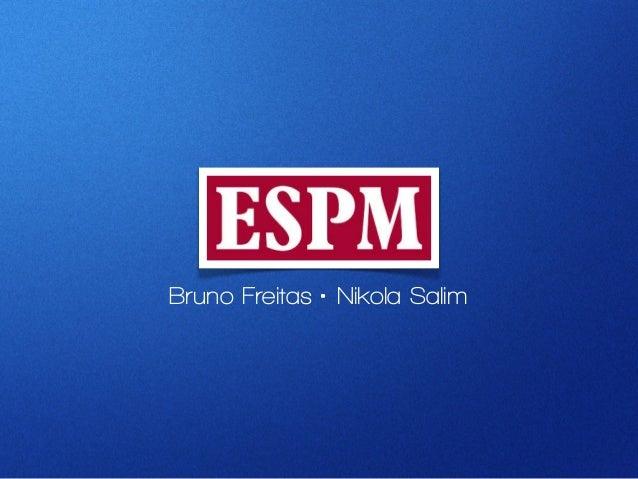 Bruno Freitas • Nikola Salim