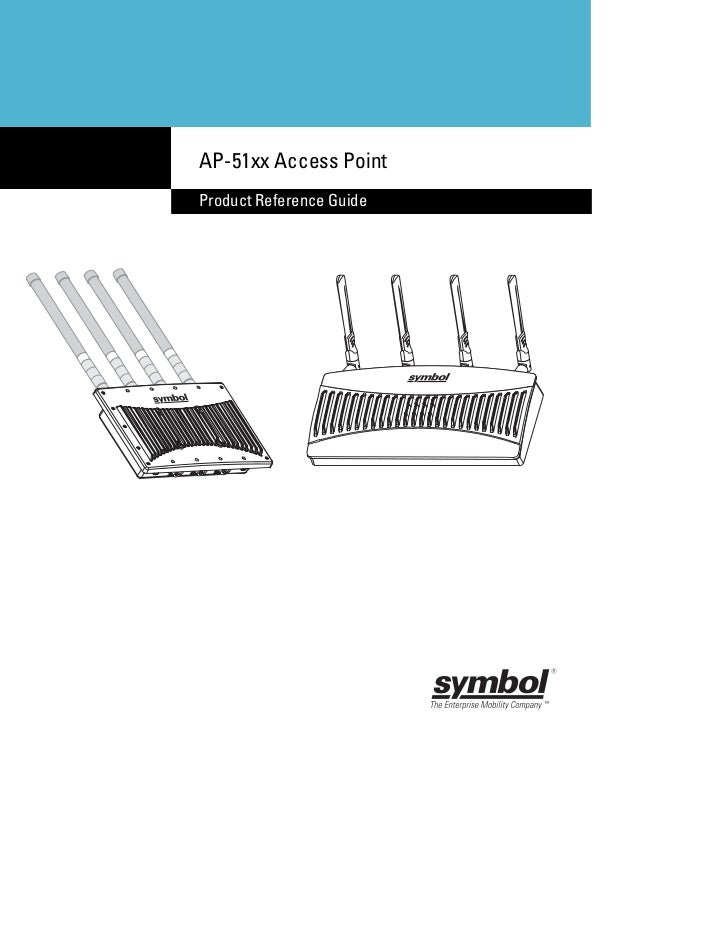 AP-51xx Access PointProduct Reference Guide