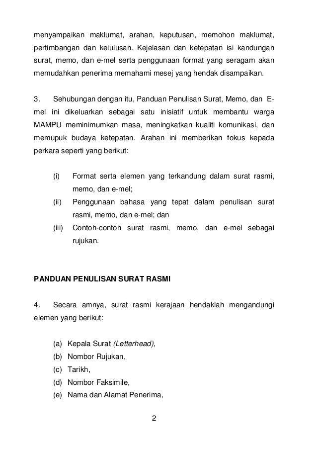 Ap 5 tahun 2018 pdf(penulisan surat rasmi)